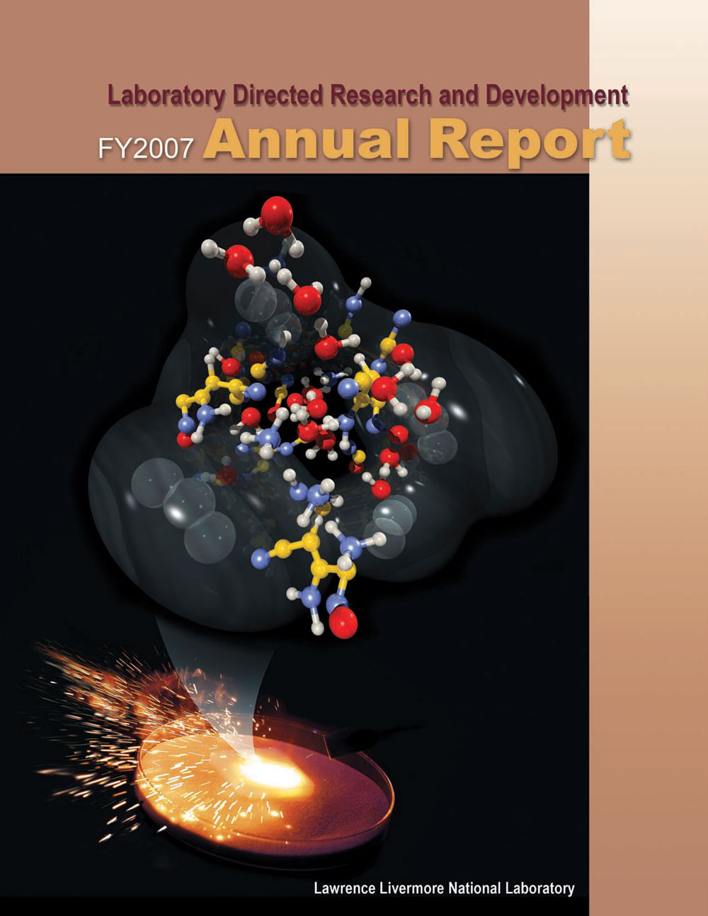CoverofLLNLFY2007LDRD-AnnualReport