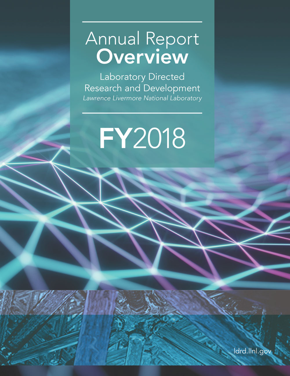CoverofLLNLFY2018AnnualReport