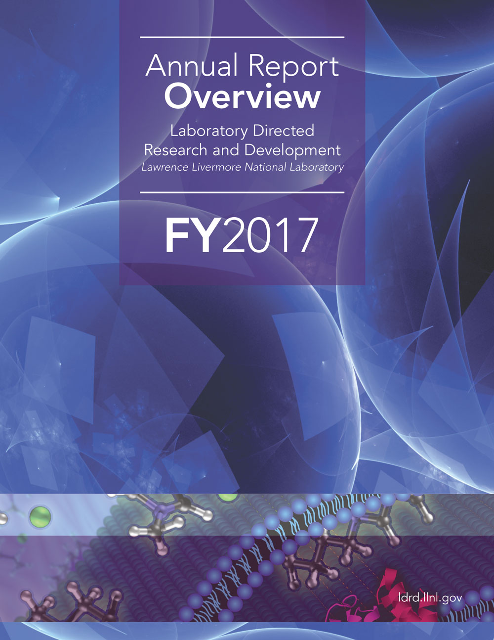 CoverofLLNLFY2017LDRD-AnnualReport
