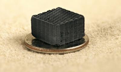 Printed graphene aerogel—a multifunctional material.