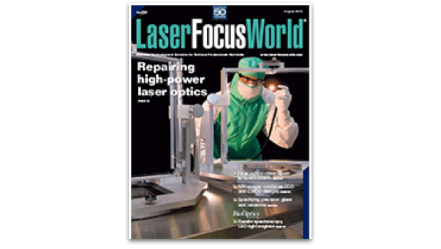 One of the major challenges of operating high-energy laser systems such as livermore's national ignition facility is mitigating laser damage to the silicon dioxide fused-silica optics used in the system.