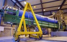 The CERN Axion Solar Telescope.